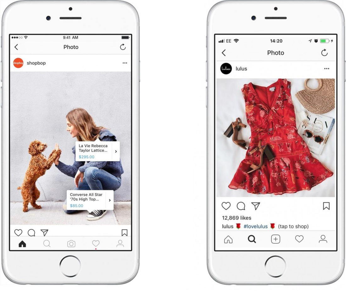 Instagram: Shop in stories, not in stores | Leads-International